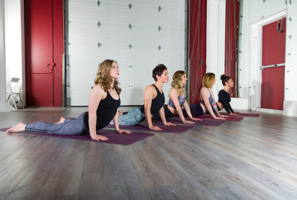 Yoga for Pole Dancers