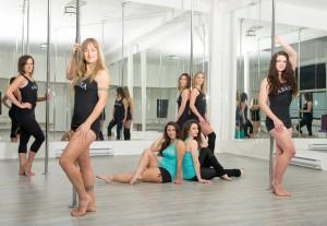 Pole dancing lessons, pole dance classes, instructors