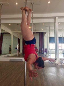student spotlight, Aradia Fitness Calgary, pole dance classes, pole fitness