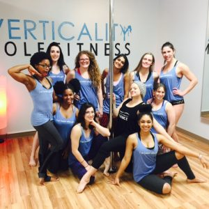 ElevatED training for Aradia Fitness Calgary instructor. Improving your pole dance experience.