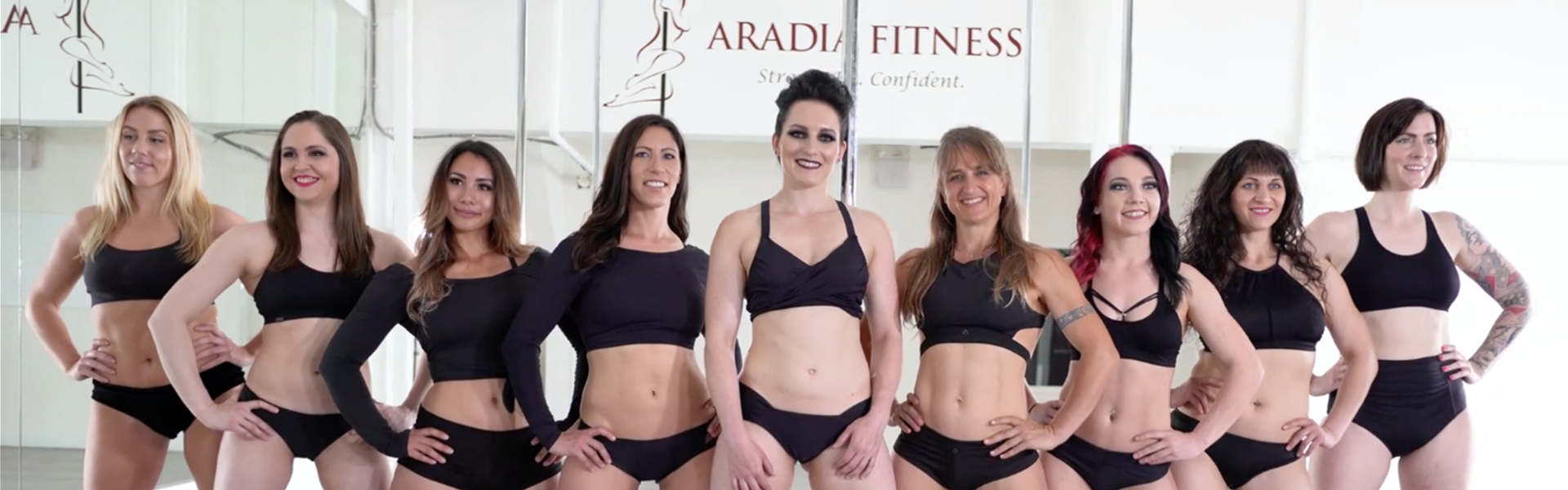 Aradia Fitness Calgary Instructors and Studio